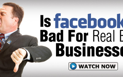 Facebook Bad For Business?