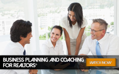 Business Planning and Coaching for REALTORS®