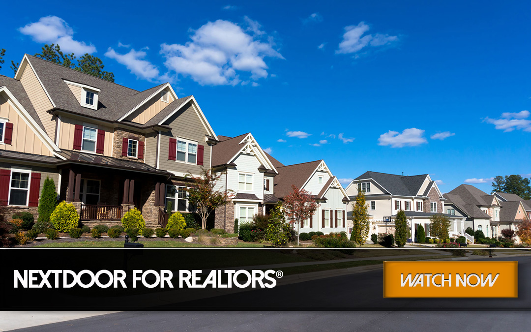 NextDoor for REALTORS®