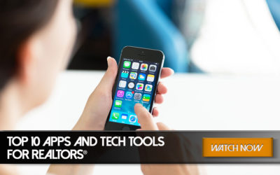 Top 10 Apps and Tech Tools for REALTORS®