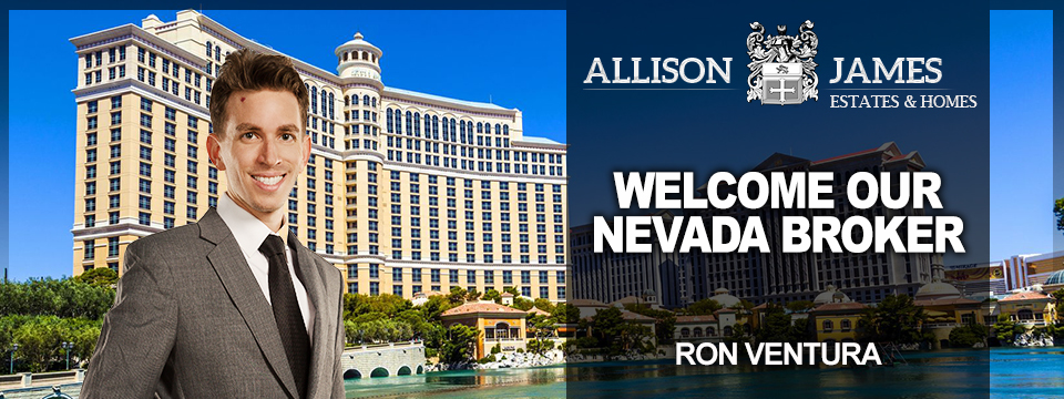 Welcome to our Nevada Broker Ron Ventura