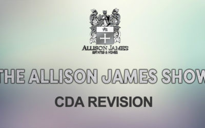 The Allison James Show : Episode 1 – CDA Revision