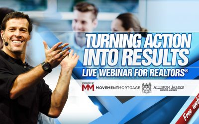 Turning Action Into Results with Tony Robbins