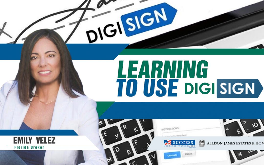 Learning How To Use DigiSign